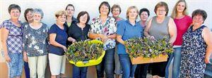 Kräuterbüschl Frauenbund Dalking