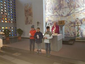 Vorstellung Erstkommunionkinder Lixenried 2018 1