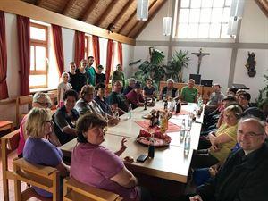 Putzaktion Kirche Dalking 4