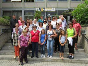 Ausflug KDFB Gleißenberg