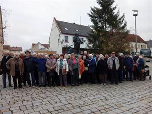 2018-11-28 - Altenclub Gleißenberg unterwegs