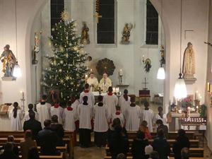 2018-12-24 - Weihnachten Gleißenberg