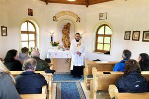 2019-05-16 - Maiandacht Kapelle Pinzing