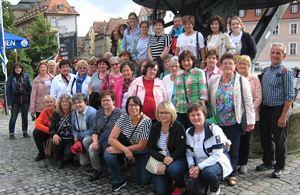 2019-07-13 Frauenbund Dalking unterwegs