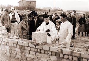 1959-04-30 Grundsteinlegung