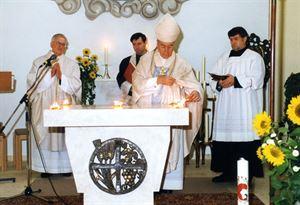 1999-10-17 Altarweihe