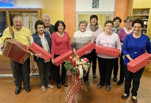 2019-12-14 - Senioren Adventsfeier Dalking
