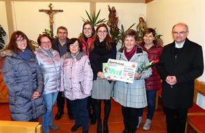 2020-01-01 - Spendenübergabe Frauenbund FiliPa