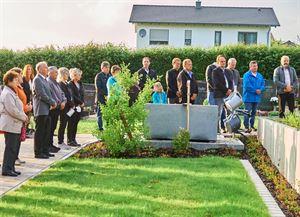 2021-07-02 - Segnung Friedhofserweiterung 4