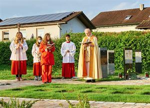2021-07-02 - Segnung Friedhofserweiterung 3