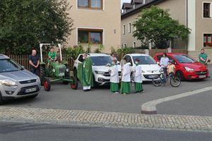 2021-07-24 Fahrzeugsegnung Gleißenberg
