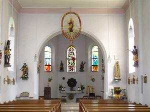 Kirche Gleißenberg